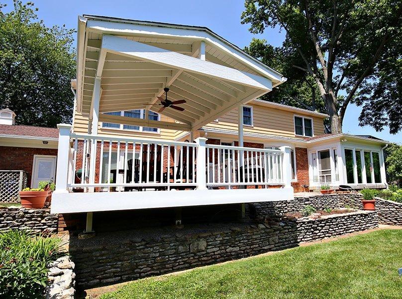 Deck Extension in Louisville KY