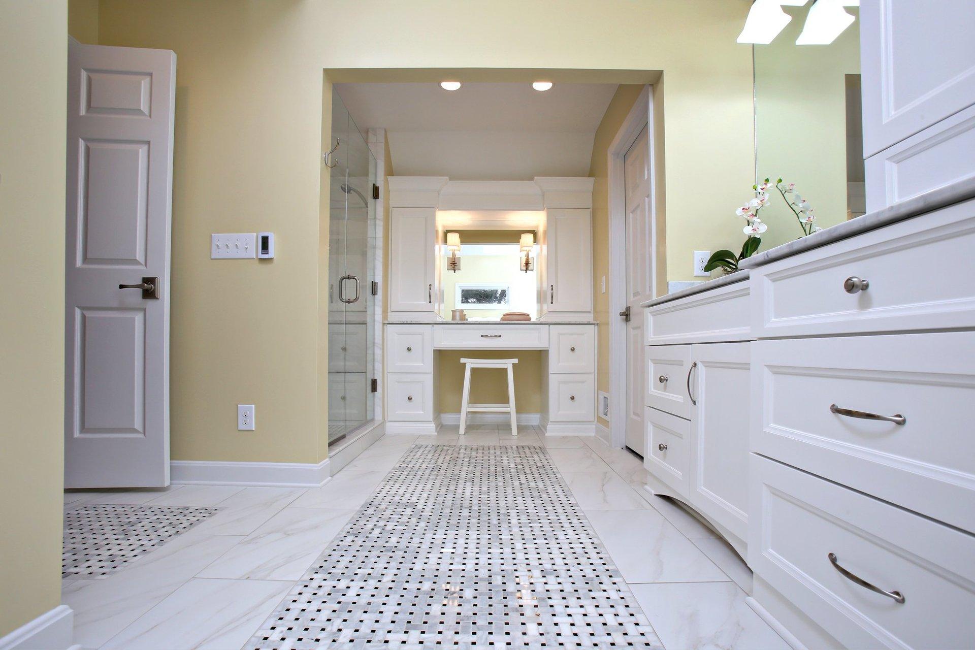 Classic Bathroom Remodel in Louisville KY