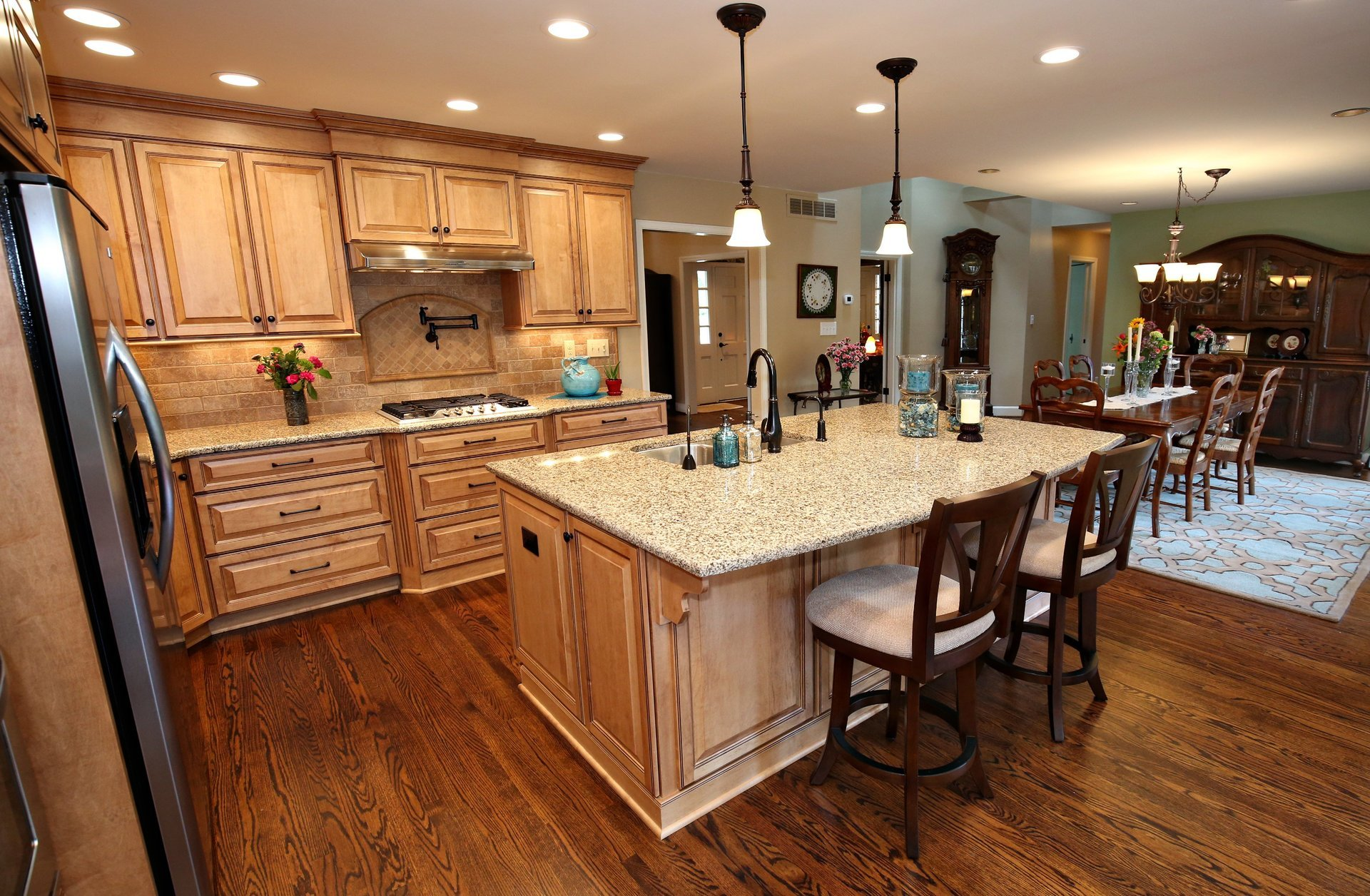 Complete Home Remodel in Louisville KY
