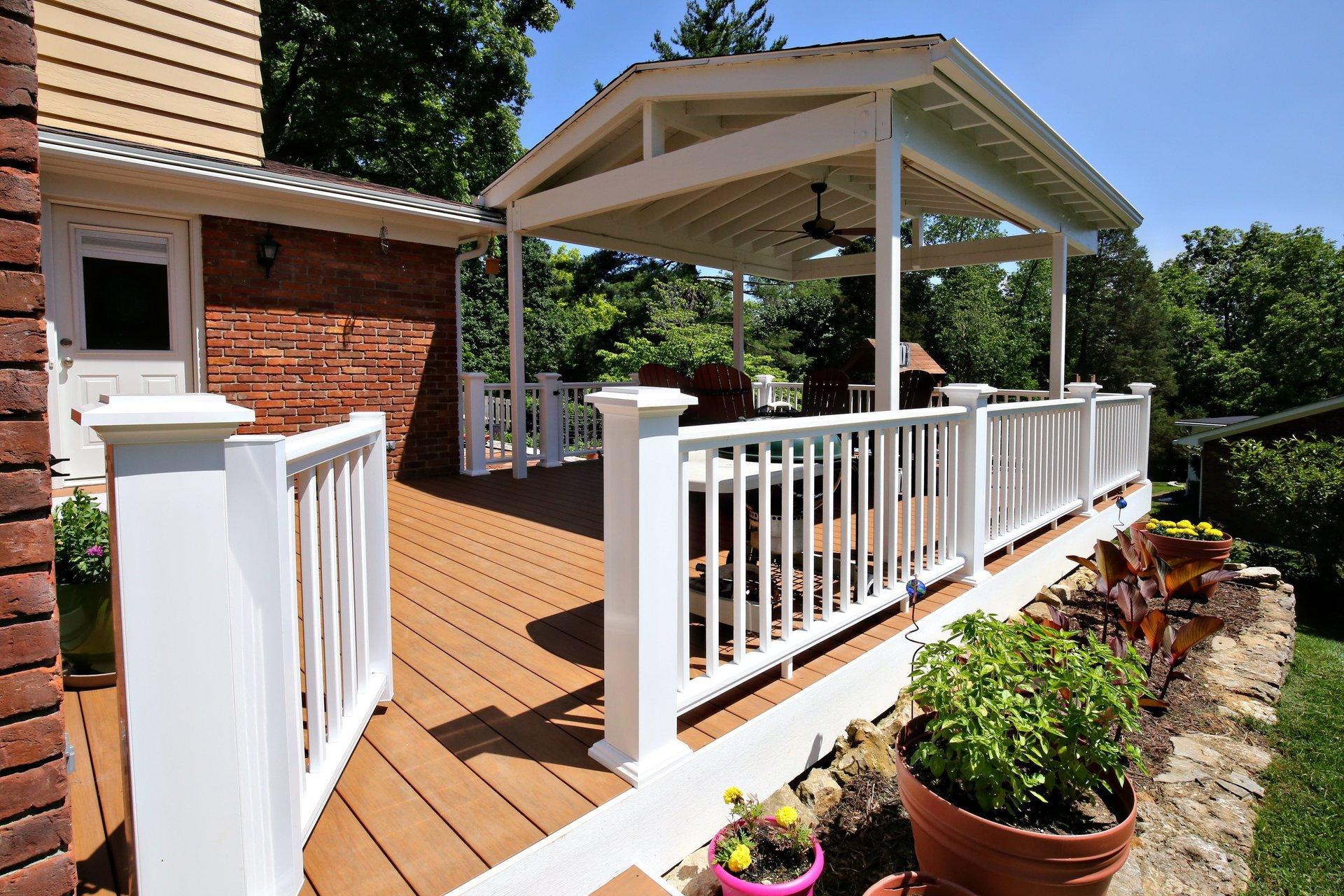 Deck Remodel in Louisville KY