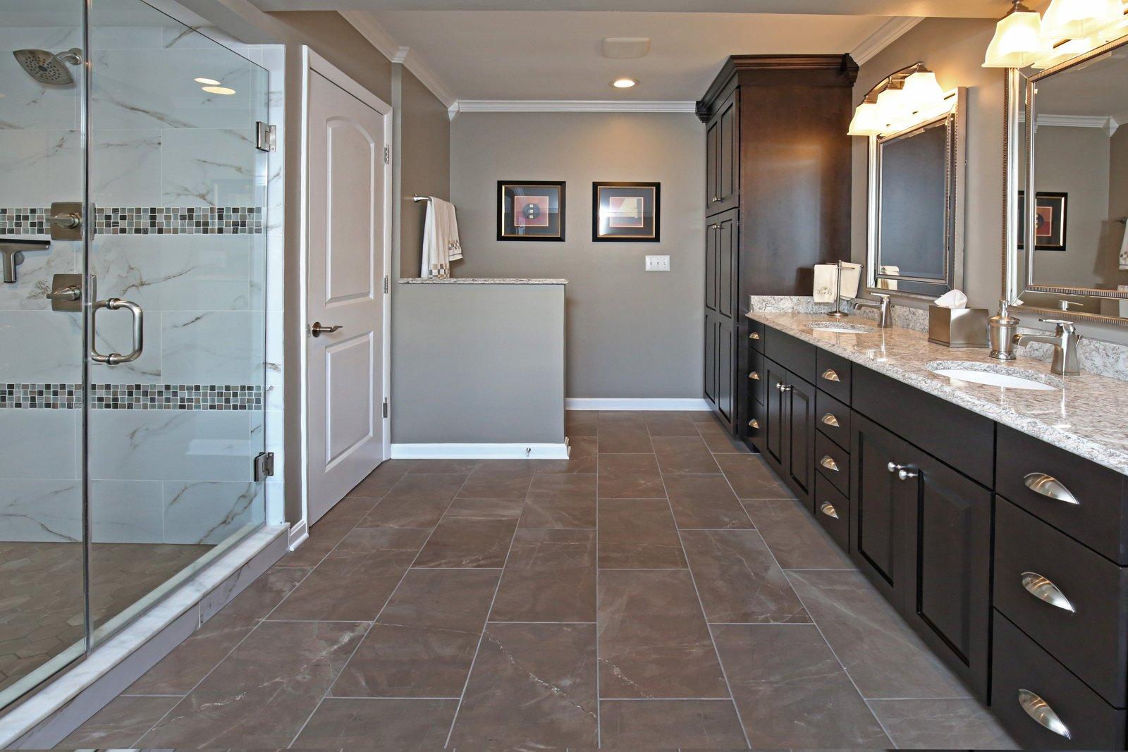 Master Bathroom Remodel in Louisville KY