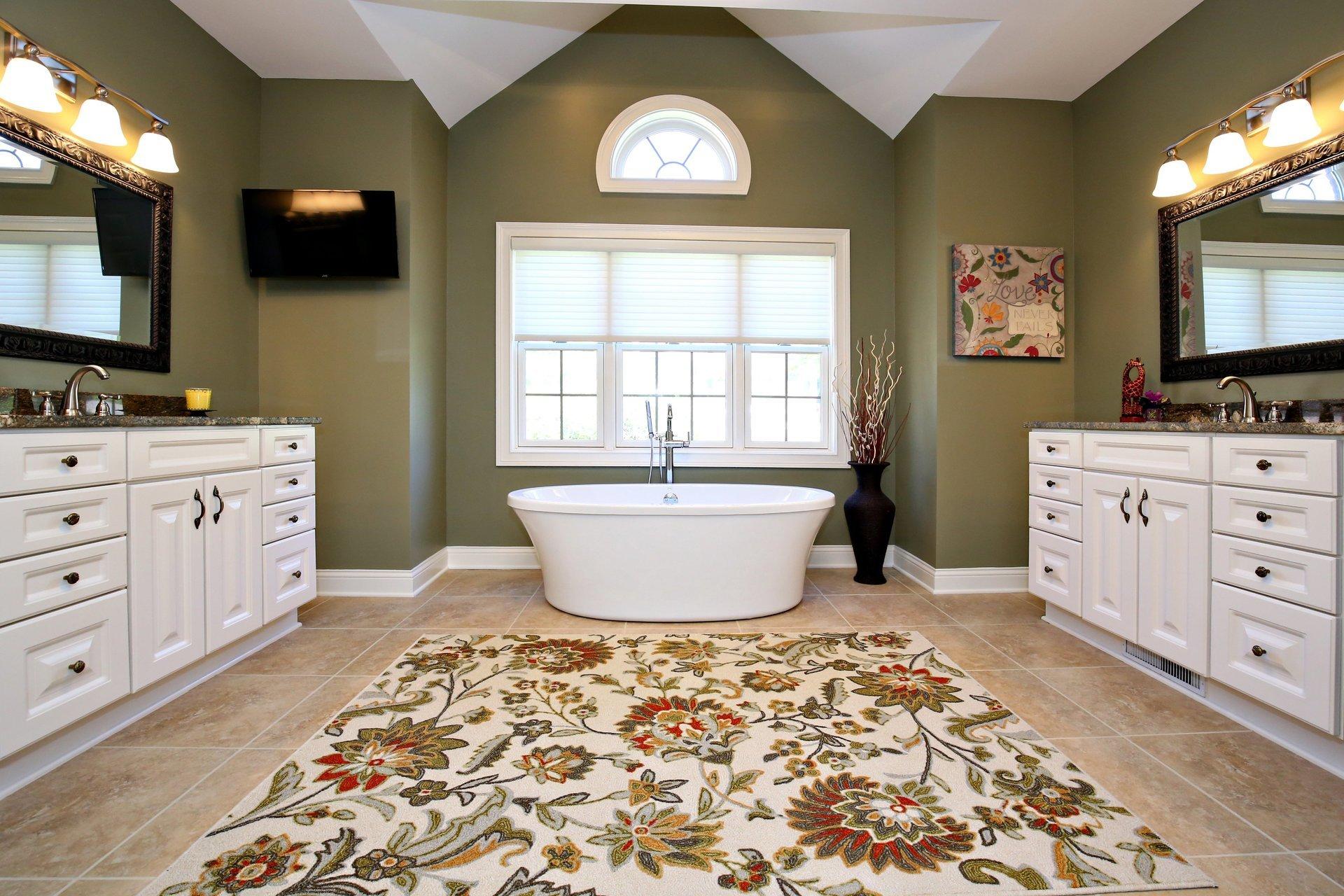 Large Bathroom Remodel in Louisville KY
