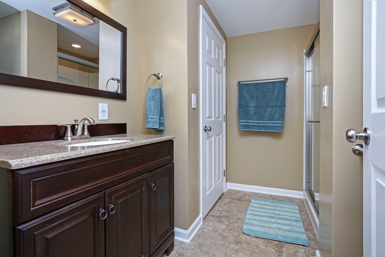 Basement Bathroom Remodel in Louisville KY