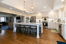 Louisville Kitchen Remodel with New Island